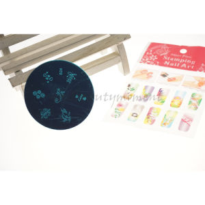 Stamping Art Nail Image Plates Manicure Beauty Products (SNA07) pictures & photos