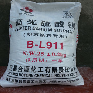Multi Uses Superfine Barium Sulphate for Paints Making Industry