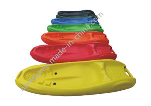 1.85m Cheap Plastic Single Child Kids Kayak for Children (M09) pictures & photos