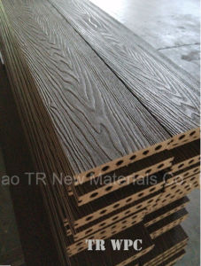 Anti-UV WPC Shielded Decking pictures & photos
