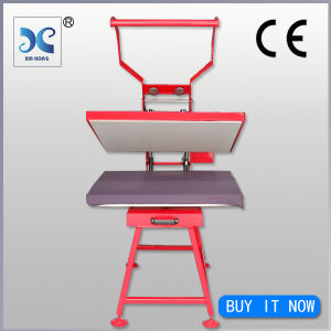 Newest Style Cheap Used T Shirt Heat Press Machine pictures & photos