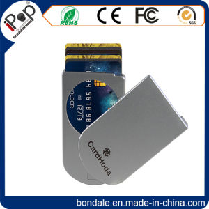 Plastic Custom Card Holder for Credit Card pictures & photos