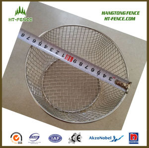 Stainless Steel Wire Mesh Basket / Net Basket pictures & photos