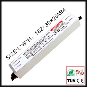 20W Constant Voltage Waterproof IP67 LED Driver with SAA pictures & photos
