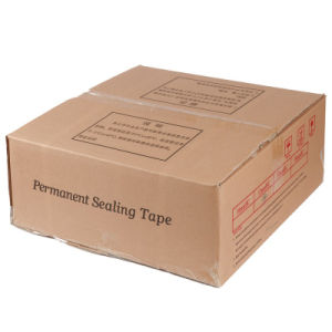Sunjia 18mm Pepa Release Line Permanent Bag Sealing Tape pictures & photos