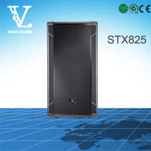 Stx825 Dual 15′′ 2-Way Professional PA Outdoor Stage Speaker pictures & photos
