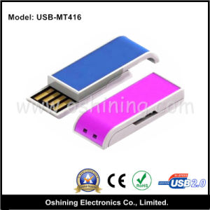 Mini USB Drive 8GB (USB-MT416) pictures & photos