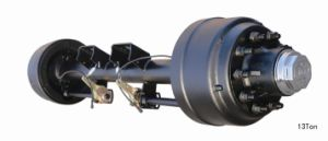 American Type Outboard Axle