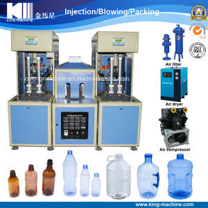 5 Gallon Water/ Juice/ Drink Bottle Blowing Machine pictures & photos