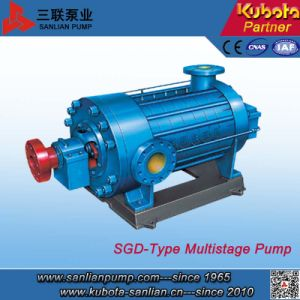 Sanlian Sgd80-Type High-Pressure Multistage Pump pictures & photos