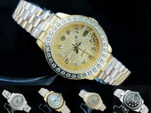 Swiss Lady Wrist Watch pictures & photos