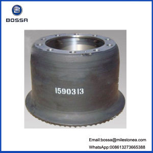 Brake Drum 1590313 for Volvo Truck pictures & photos