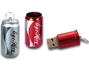 Coca Tin USB Drive/Metal USB Flash (UM25) pictures & photos