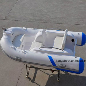 Liya 3.3m New Rib Boat Best FRP Inflatable Boat Fashion Inflatable Boat pictures & photos