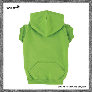 Fleece Lined Cotton Dog Sweatshirts Sph6001-11 pictures & photos