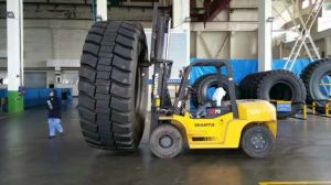 7ton Used Toyota Forklift in Good Condition pictures & photos