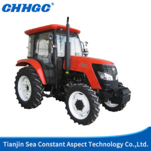 Economic Four Wheels Tractor with Pilothouse Sh804 pictures & photos