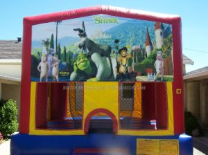 Inflatable Bouncer Commercial Quality (B2001) pictures & photos