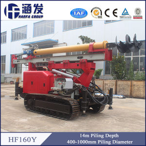 Hf160y Mini Micro Pile Drilling Machine! Ground Screw Drilling Machine pictures & photos