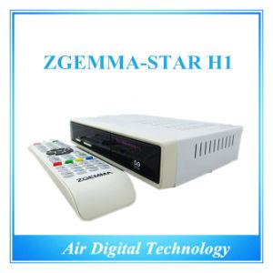 DVB-S2+C Tuner Zgemma Star H1 IPTV Receiver pictures & photos