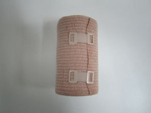 Medium Stretch Elastic Bandage for Compression Use pictures & photos