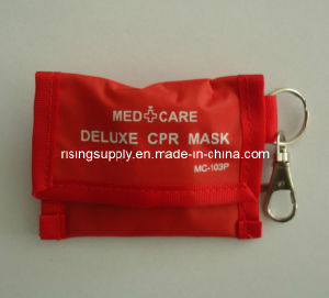 Key Ring CPR Face Shield (HS-212) pictures & photos