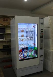 46inch Transparent LCD Monitor for Supermarket pictures & photos