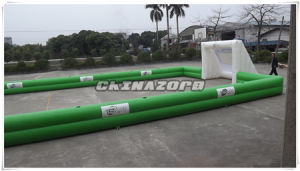 New Created Bubble Soccer Field Inflatable Bubble Football Pitch pictures & photos
