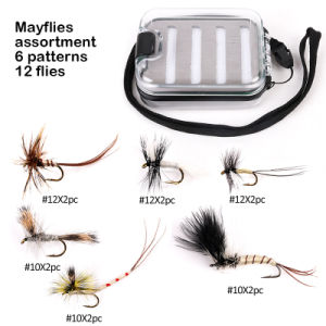 New Design Mayflies Fly Fishing Flies pictures & photos
