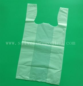 Factory Supply Eco-Friendly Biodegradable Shopping Bag Bio-Based Plastic pictures & photos