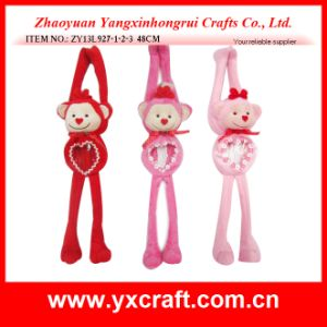 Valentine Decoration (ZY13L928-1-2-3) Gift Monkey Candy Bag Valentine Day pictures & photos