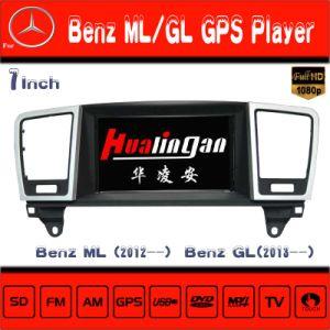 Hualingan Car Tracker Sysytem GPS Navigation for Mercedes Benz Ml /Gl Radio DVD Player pictures & photos