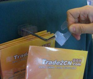 Hang Tabs, J-Adhesive Hooks, Hang Tags (J-233715)