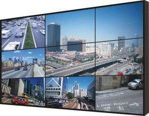 LCD Video Wall Panel Screen with FCC and CE Certificate (55C-JSNB/LED)