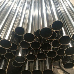600 Grits Polished Stainless Tube and Pipes (201 304 316 316Ti 321 grade) pictures & photos