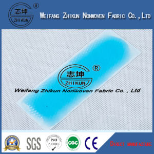 SMS/SMMS Hydrophily Blue Color Non-Woven Fabrics pictures & photos