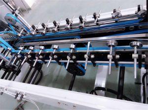 Crash Lock Bottom Folding Gluing Machine (GK-780CA) pictures & photos