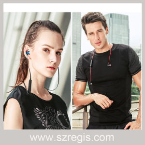 Wireless Stereo Motion Magnetic Suction Running Bluetooth 4.2 Headset pictures & photos