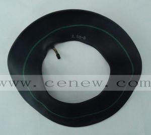 DOT/E-MARK Natural Rubber Inner Tire Tyre Tube 3.50-8