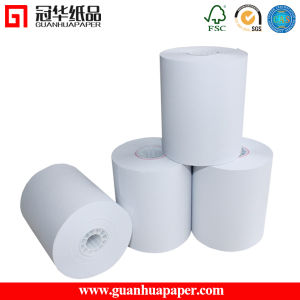 SGS Best Price Small POS Cash Register Paper Roll pictures & photos