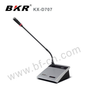 Digital Good Price Wireless Conference System Kx-D3912 pictures & photos