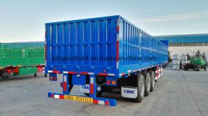 China Cimc Brand Coal Transport Semi-Trailer pictures & photos