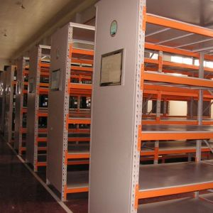 Custom Durable Warehouse Steel Shelving for Grocery Store / Long Span Rack pictures & photos