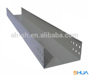 Wire Mesh/Ladder/Steel/FRP/Aluminium Alloy Cable Tray and Trunking pictures & photos