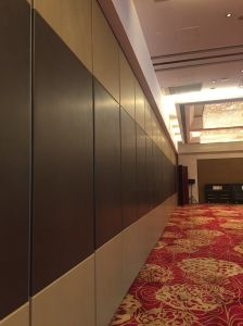 Aluminum Soundproof Movable Walls for Banquet Hall, Ballroom and Restaurant pictures & photos
