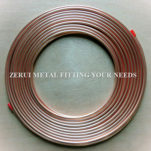 10mm Soft Annealed ACR Copper Tube with Ce Certificate pictures & photos