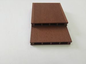 New Model WPC Wood Plastic Composite Decking Floor pictures & photos