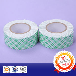 Double Sided Foam Tape Supplier pictures & photos