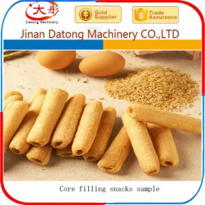 Core Filling Snacks Food Making Machine pictures & photos