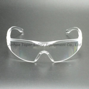 Cheapest Ce En166 Approval Polycarboante Safety Glasses (SG124) pictures & photos
